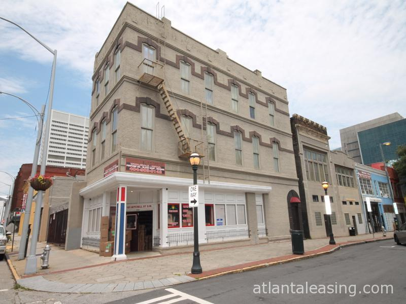 Office And Retail Properties Atlanta Leasing Investment